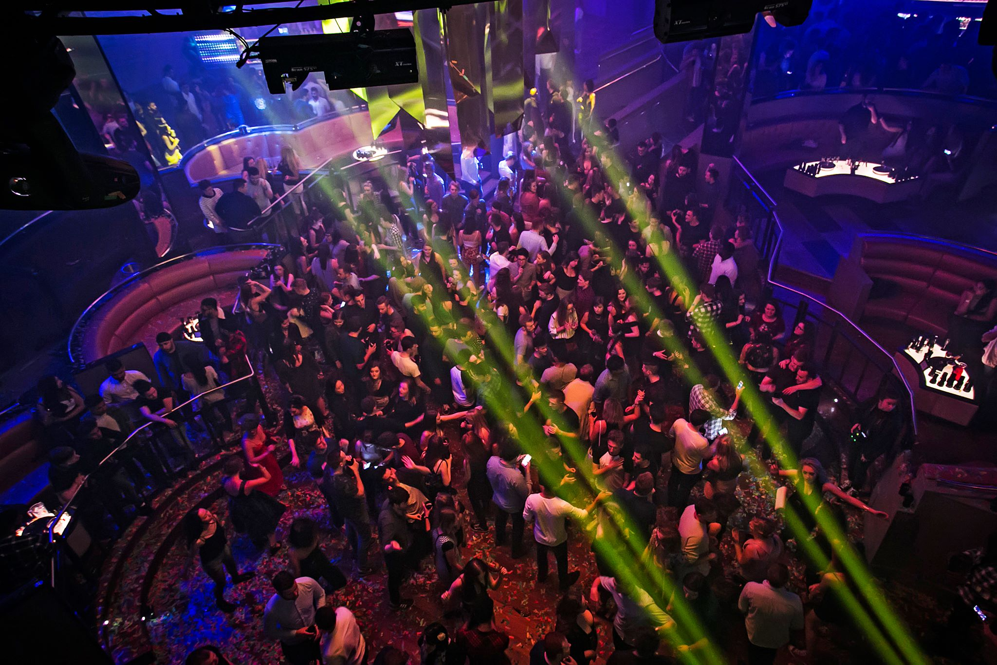 Pryzm Birmingham Gigantic Nightclub On Broad Street