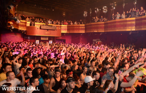 Webster Hall - 7