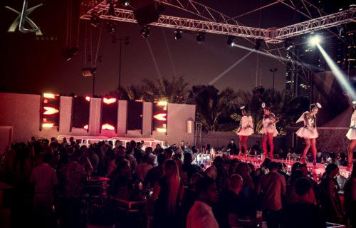 XL Beach Club Dubai - 10