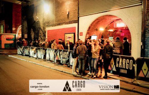 Cargo London - 1