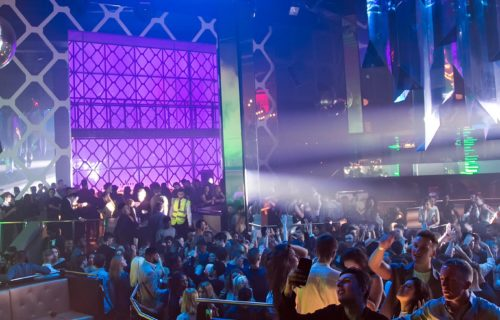 Pryzm Birmingham Gigantic Nightclub On Broad Street
