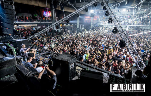 Fabrik Madrid - 3