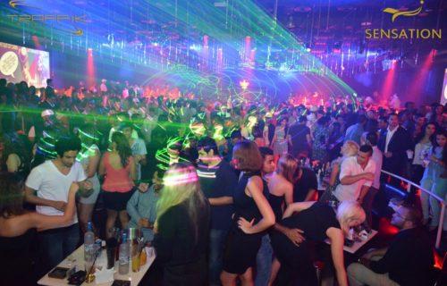 Sensation Club Dubai - 1
