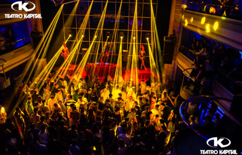 Teatro Kapital - Inside the Club - 3