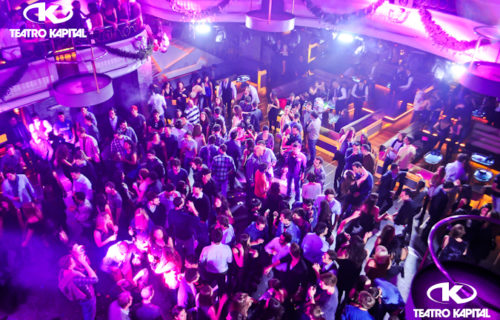 Teatro Kapital - Inside the Club - 4