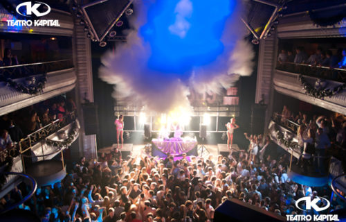 Teatro Kapital - Inside the Club - 6